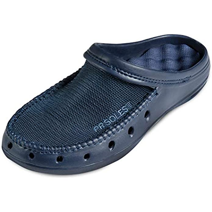 Gone For a Run PR Sole Active Recovery Sandal – Mesh Clogs