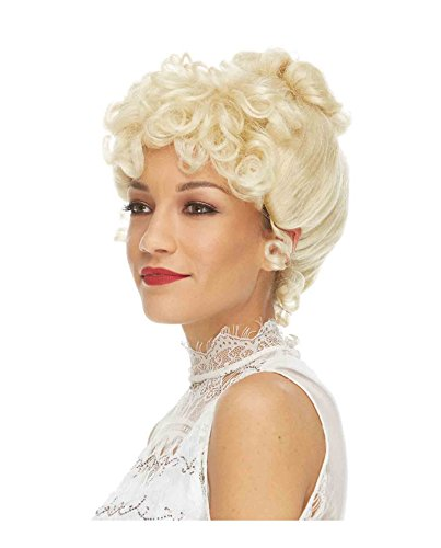(Women's Gibson Girl Costume Wig (Blonde))