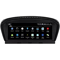 Rupse 8.8 Android 4.4 Car GPS Navigation Radio Audio Stereo BT WiFi Mirror-link For BMW 5 Series E60(2005-2008) With Original CCC System
