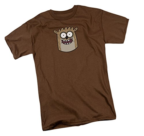 Rigby -- The Regular Show Youth T-Shirt, Youth X-Large