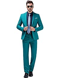 Amazon.com: Green - Suits & Sport Coats / Clothing: Clothing