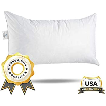 Amazon 40x40 Pillow Insert Form Home Kitchen Enchanting 16 X 28 Pillow Insert