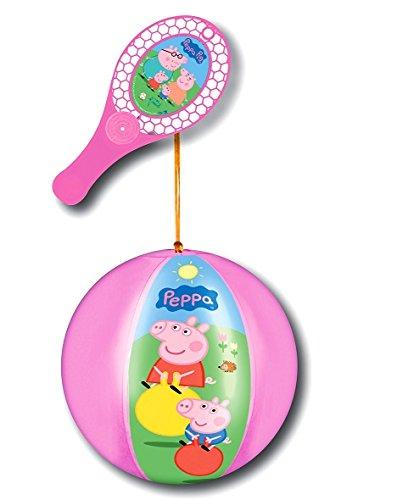 Tap Ball Ballon Peppa Pig 24 cm - Gonflable Enfant Jouet Balle - 952