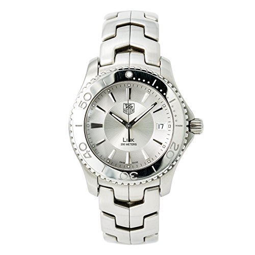 Authentic New Tag Heuer Link - Tag Heuer Link quartz mens Watch WJ1111-0 (Certified Pre-owned)
