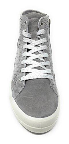 IGI&Co 1150300 Sneakers Frau Silber / Schwarz