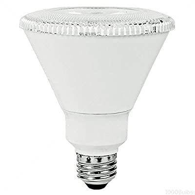 90W Equal 3000K PAR30 LED Light Bulb - Long Neck 40 Deg. Flood - TCP LED14P30D30KFL