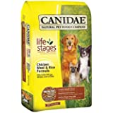 Canidae Life Stages Chicken Meal & Rice Dog Food 15 lbs.