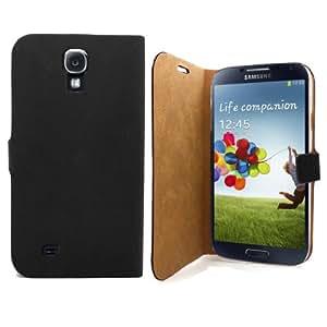 Accessory Master 5055716364293 - Funda para Samsung Galaxy S4 I9500, Negro