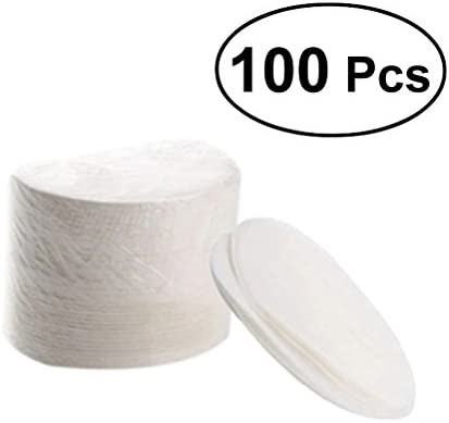 BESTONZON Paquete de 100, papel de filtro de café, papel de café ...