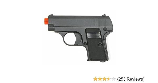 G.1 Airsoft 6mm Pistol Metal Zinc Alloy Shell Hand Gun