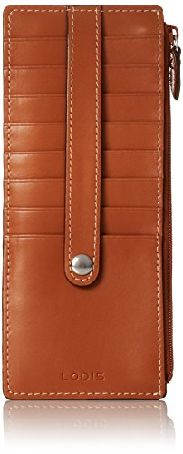 lodis-audrey-credit-card-case-with-zipper-pocket-toffee-one-size