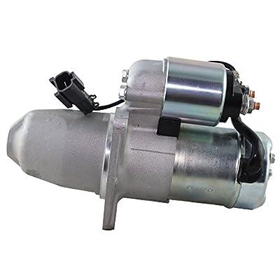 Replacement Starter for 2000-2004 Nissan Maxima GLE GXE SE Sedan Infiniti I30 I35 3.0L 3.5L V6 Engine