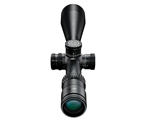 Nikon 16384 X1000 Matte Illuminated x-MRAD Reticle Rifle Scope, 6-24x50SF, Black