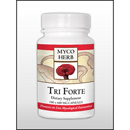 MycoHerb by Kan, Tri-Forte 100 caps