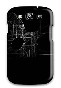 Hot Premium Deadmau5 Back Cover Snap On Case For Galaxy S3 9063686K89981665