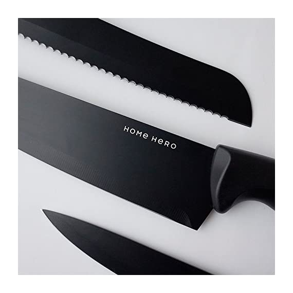 Chef Knife Set Knives Kitchen Set Stainless Steel Kitchen Knives Set Kitchen Knife Set With Stand Plus Professional Mk Library