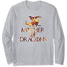 Mother Of Dragons T-Shirt Funny Cool Family Top Tee