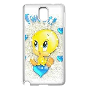 Tweety Bird Samsung Galaxy Note 3 Cell Phone Case White yyfabc-394844