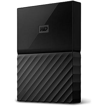 WD 1TB Black My Passport for Mac Portable External Hard Drive - USB 3.0 - WDBFKF0010BBK-WESN