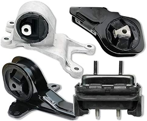 K1780 Fits 2001-2003 Chevrolet Malibu 3.1L Made in Lansing MI Motor /& Trans Mount 4pcs : A2933 A5261 A2874 A5223
