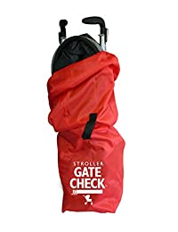 JL Childress Gate Check Bag for Umbrella Strollers, Red BOBEBE Online Baby Store From New York to Miami and Los Angeles