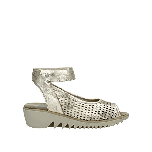 Frosty 119 Wolky 03821 Nubuck Champagne Comfort 6nxYZwqAC