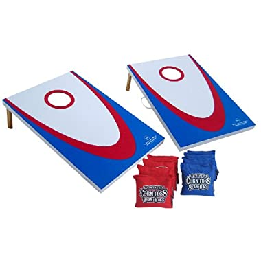 Cornhole Board Game Set: Backyard Edition