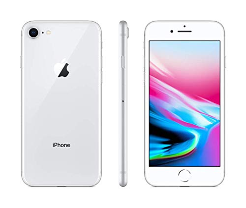 Simple Mobile Prepaid - Apple iPhone 8 (64GB) - Silver