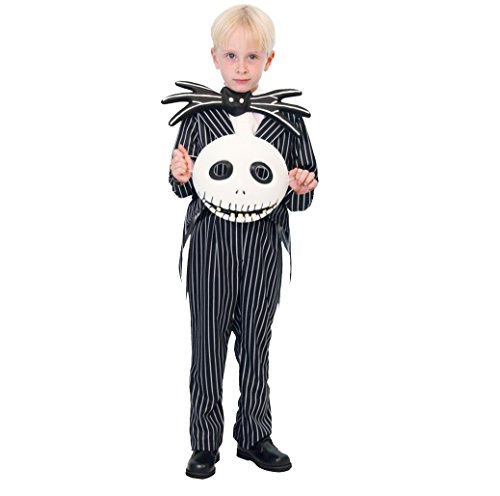 Nightmare Before Christmas -- Jack Skellington -- Toddler Costume