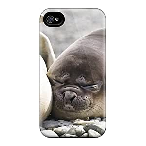 Hot DWy17910YxhM Cases Covers Protector For Iphone 6- Seals Loving