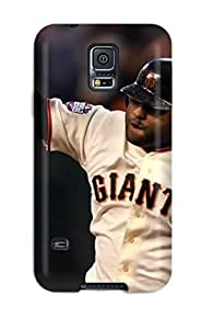 san francisco giants MLB Sports & Colleges best Samsung Galaxy S5 cases 9396292K436557722