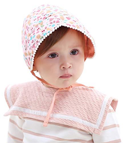 Fairy Wings Baby Infant Cotton Bonnet Palace Hats