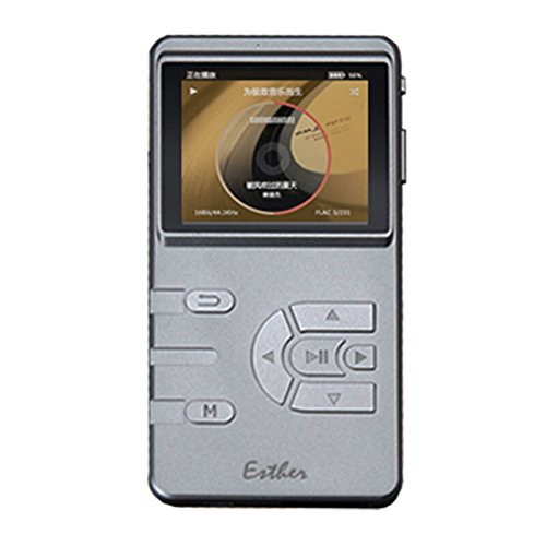 Soundaware M1PRO Dual Femto Clock High Precise DSD Portable Music HiFi Player (Grey)