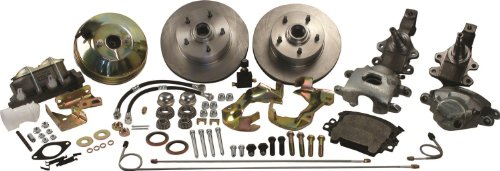 SSBC A123-1DS Drum to Disc Brake Conversion Kit
