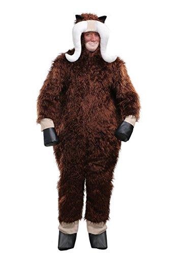 Muskox Adult Costume X-Large ()