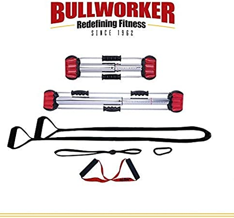 Bullworker Portable Exerciser Gym.