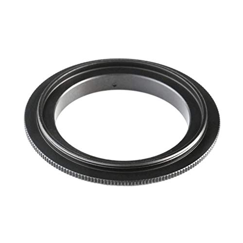 Ai-52Mm Macro Reverse Adapter Rear Lens Protection Ring for Nikon F Ai Af Mount 3M