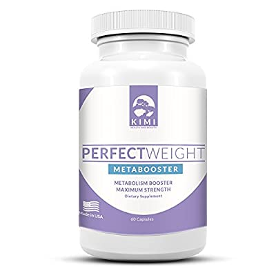 Perfect Weight | Weight Loss Pills - Metabolism Booster for Healthy Weight Loss - Premium Green Tea Supplement with EGCG