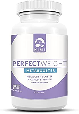 Perfect Weight Weight Loss Pills Metabolism Booster For Healthy Weight Loss Premium Green Tea Supplement With Egcg