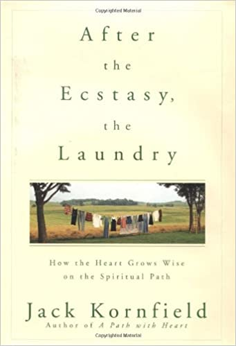 Download After the Ecstasy, the Laundry: How the Heart Grows Wise on the Spiritual Path PDF