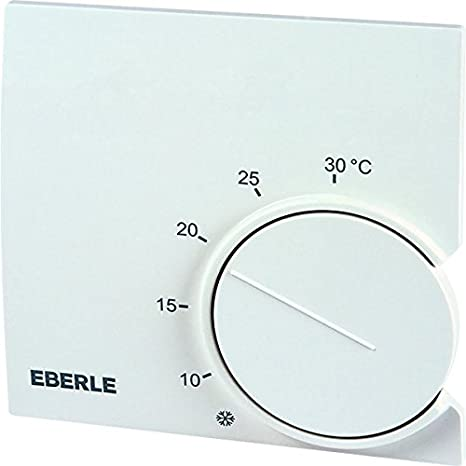 Eberle CE6295 - Rtr 9121 termostato de ambiente,: Amazon.es: Bricolaje y herramientas