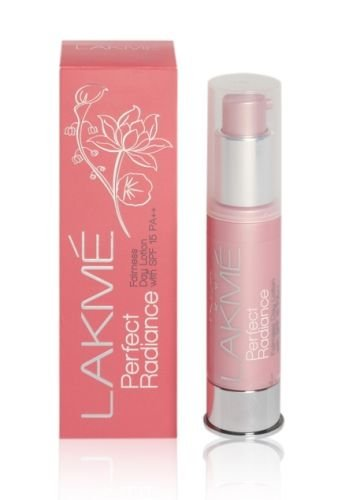 Lakme Perfect Radiance Fairness Day Lotion with SPF 15 PA 30ml