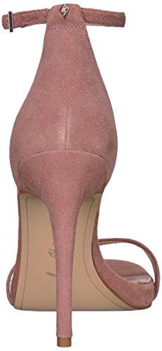 Women's Edelman Ariella Sam Rose Dusty Sandal Heeled UB6W5wx0