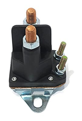 UNIVERSAL RELAY SOLENOID 4 Post Plow for Western Fisher Meyers Snowplow Blade by The ROP Shop
