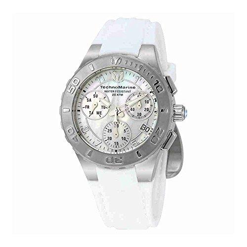 technomarine-cruise-medusa-chronograph-white-dial-ladies-watch-115083