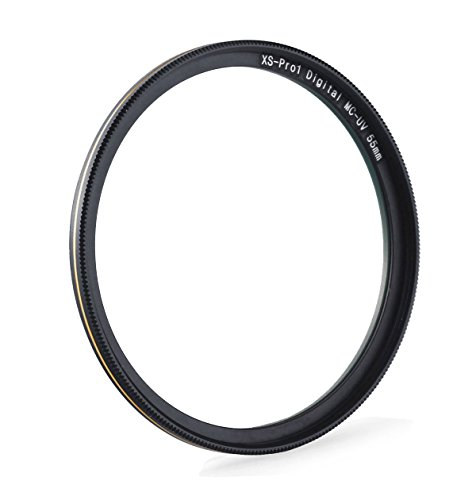 49mm UV Camera Protection Filter Lens for Canon Nikon Sony - 4