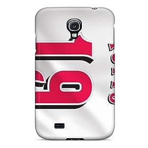 New Arrival Premium S4 Case Cover For Galaxy (cincinnati Reds)