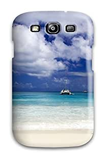 Perfect Fit SRAzjdS8497GmQSh Hd 3d Abstract Christmas Natures 1080p Case For Galaxy - S3 by icecream design