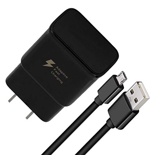 Amazon.com: Fast Wall Charger Compatible Samsung Galaxy S6 ...