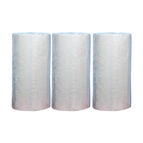 Kapfinex Solitaire Absorbent Cotton Wool Roll for Makeup Remover, Surgical, First Aid, Beauty, Adult & Baby Care, (Pack
